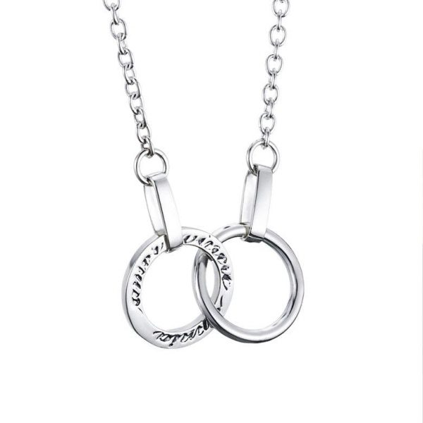 Twosome Necklace - Efva Attling halsband - Snabb frakt & paketinslagning - Nordicspectra.se