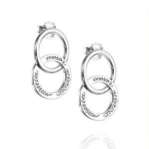 Twosome Earrings XL - Efva Attling örhängen - Snabb frakt & paketinslagning - Nordicspectra.se