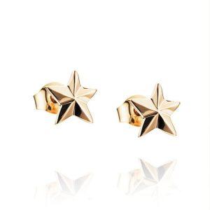 Catch A Falling Star Ear Gold - Efva Attling örhängen - Snabb frakt & paketinslagning - Nordicspectra.se