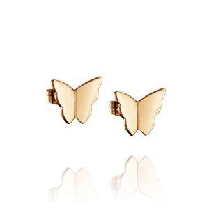 Little Miss Butterfly Ear Gold - Efva Attling örhängen - Snabb frakt & paketinslagning - Nordicspectra.se