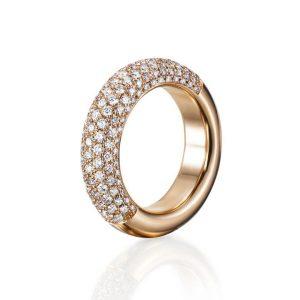 Billion Stars Ring Gold - Efva Attling ringar - Snabb frakt & paketinslagning - Nordicspectra.se