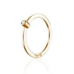 My First Diamond Ring - Efva Attling ringar - Snabb frakt & paketinslagning - Nordicspectra.se