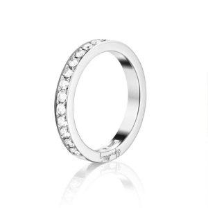 13 Stars & Signature Ring White Gold - Efva Attling ringar - Snabb frakt & paketinslagning - Nordicspectra.se