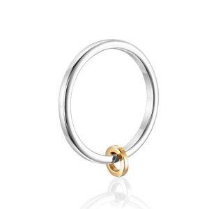 101 Days - Two Ring Gold - Efva Attling ringar - Snabb frakt & paketinslagning - Nordicspectra.se