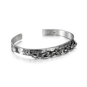 Chain Cuff Define Normal - Efva Attling armband - Snabb frakt & paketinslagning - Nordicspectra.se