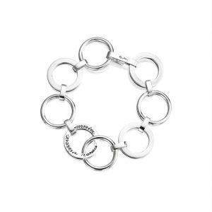 Twosome Bracelet - Efva Attling armband - Snabb frakt & paketinslagning - Nordicspectra.se