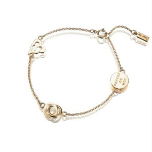 Mini Love Bracelet Gold - Efva Attling armband - Snabb frakt & paketinslagning - Nordicspectra.se