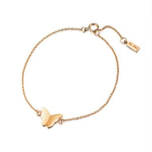 Little Miss Butterfly Bracelet Gold - Efva Attling armband - Snabb frakt & paketinslagning - Nordicspectra.se