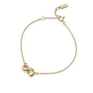 Forever & Ever Bracelet Gold - Efva Attling armband - Snabb frakt & paketinslagning - Nordicspectra.se