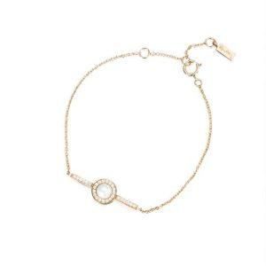 Little Day Pearl & Stars Bracelet Gold - Efva Attling armband - Snabb frakt & paketinslagning - Nordicspectra.se