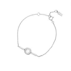 Little Day Pearl & Stars Bracelet White Gold - Efva Attling armband - Snabb frakt & paketinslagning - Nordicspectra.se