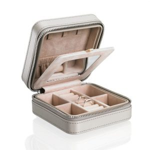 Treasure Box - Taupe - Efva Attling smyckeskrin - Snabb frakt & paketinslagning - Nordicspectra.se
