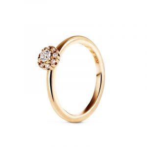 Ella Carmosé Ring Guld 0