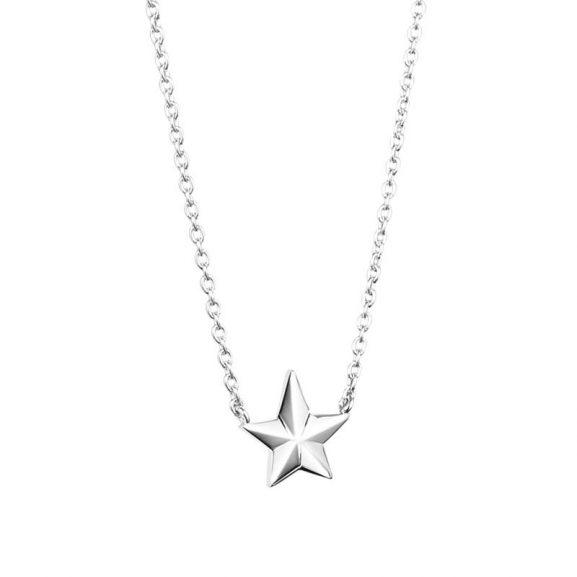Catch A Falling Star Single Necklace - Efva Attling halsband - Snabb frakt & paketinslagning - Nordicspectra.se