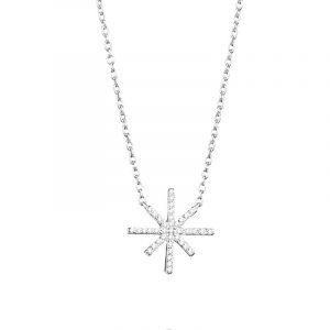 Beam & Stars Single Necklace - Efva Attling halsband - Snabb frakt & paketinslagning - Nordicspectra.se