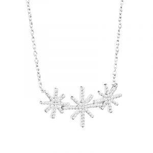 Beam & Stars Triple Necklace - Efva Attling halsband - Snabb frakt & paketinslagning - Nordicspectra.se