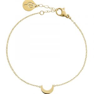 Bright Night Bracelet Gold - Edblad - Snabb frakt & paketinslagning - Nordicspectra.se
