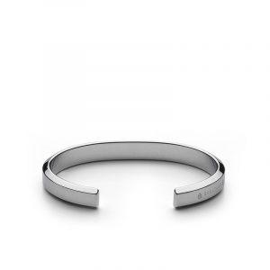 Icon Cuff - Steel - Skultuna - Snabb frakt & paketinslagning - Nordicspectra.se