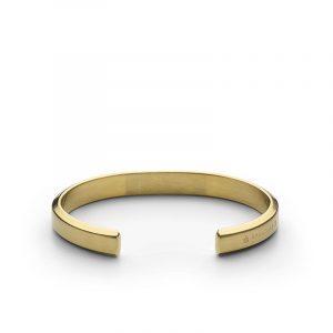 Icon Cuff - Matte Gold - Skultuna - Snabb frakt & paketinslagning - Nordicspectra.se
