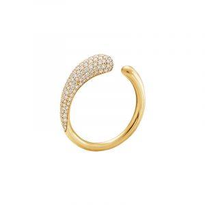 Mercy Ring Guld & Diamanter - Georg Jensen ringar - Snabb frakt & paketinslagning - Nordicspectra.se