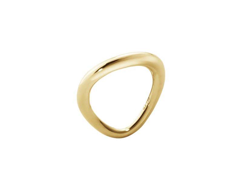 Georg Jensen Offspring Ring Guld