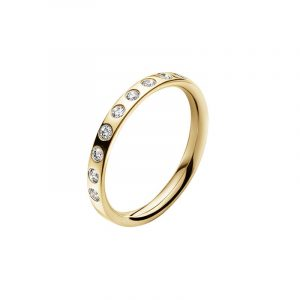 Magic Ring Guld - Georg Jensen ringar - Snabb frakt & paketinslagning - Nordicspectra.se