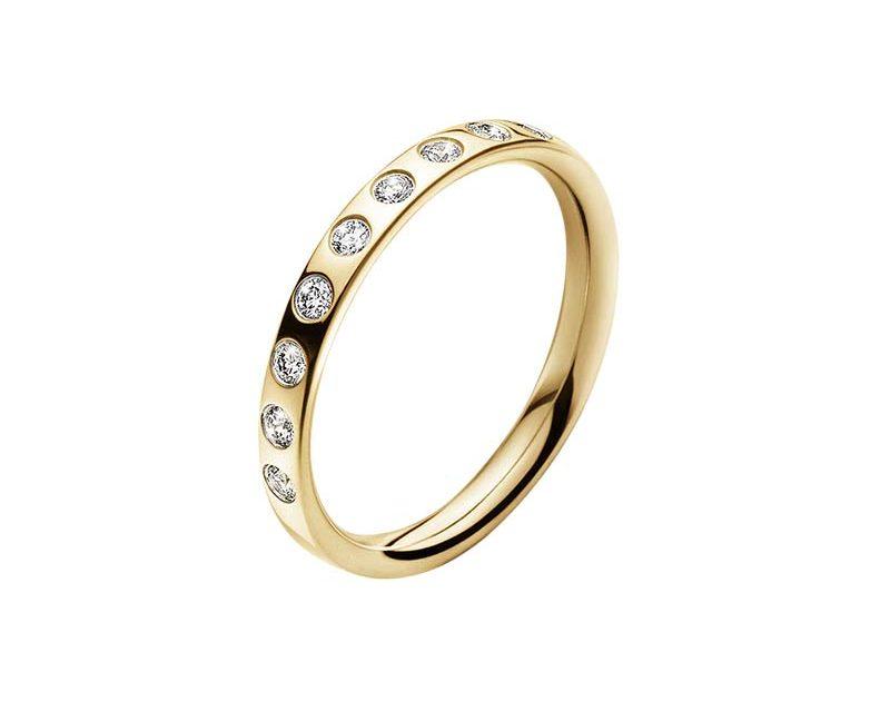 Georg Jensen Magic Ring Guld