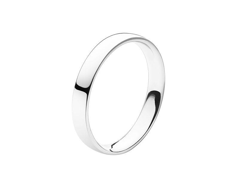 Georg Jensen Magic Ring 3,8 mm Platina