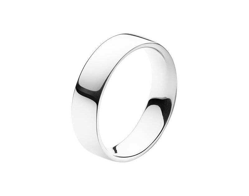 Georg Jensen Magic Ring 5,7 mm Vitguld