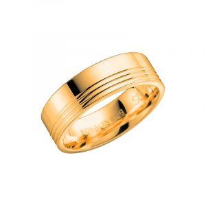 Schalins 2003-7 Guld  - Förlovningsring - Nordicspectra.se