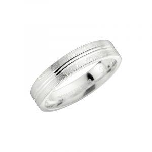 Schalins 2012-5 Silver  - Förlovningsring - Nordicspectra.se