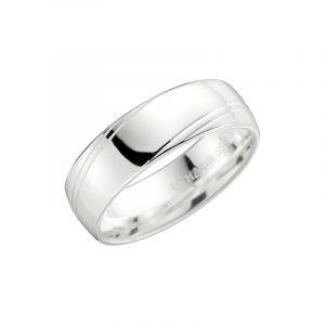 Schalins 2016-7 Silver  - Förlovningsring - Nordicspectra.se