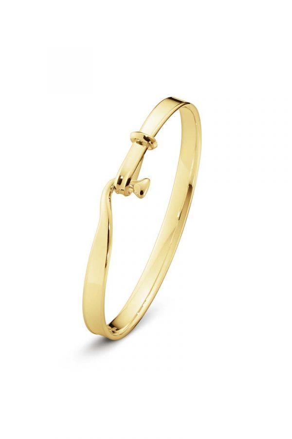 Torun Armring Guld - Georg Jensen armband - Snabb frakt & paketinslagning - Nordicspectra.se