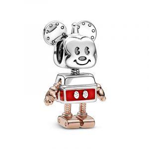 Disney Musse Pigg Robot Berlock - PANDORA - Snabb frakt & paketinslagning - Nordicspectra.se