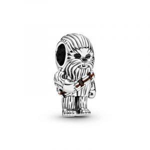Star Wars Chewbacca Berlock - PANDORA - Snabb frakt & paketinslagning - Nordicspectra.se