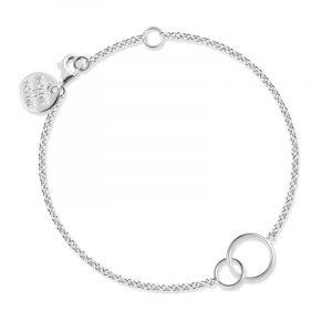 Circle Bracelet Silver - Sophie By Sophie - Snabb frakt & paketinslagning - Nordicspectra.se