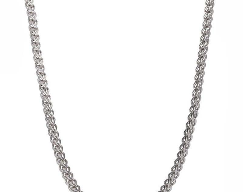 AROCK IGGY Halsband Stål