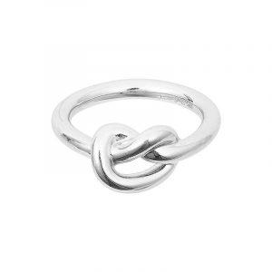 Knot Ring Silver - Sophie By Sophie - Snabb frakt & paketinslagning - Nordicspectra.se