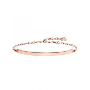 Love Bridge Plain Rosé - Thomas Sabo armband - Snabb frakt & paketinslagning - Nordicspectra.se