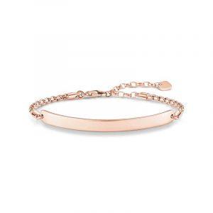 Love Bridge Rosé - Thomas Sabo armband - Snabb frakt & paketinslagning - Nordicspectra.se