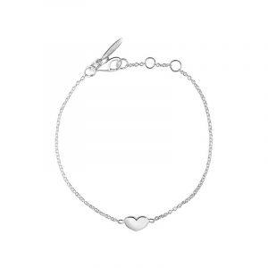 Loving Heart Medium Single Bracelet - Drakenberg Sjölin Armband - Snabb frakt & paketinslagning - Nordicspectra.se