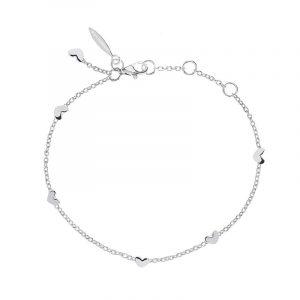 Loving Heart Drop Full Bracelet - Drakenberg Sjölin Armband - Snabb frakt & paketinslagning - Nordicspectra.se