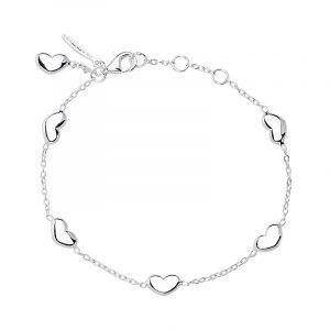 Loving Heart Medium Bracelet - Drakenberg Sjölin Armband - Snabb frakt & paketinslagning - Nordicspectra.se