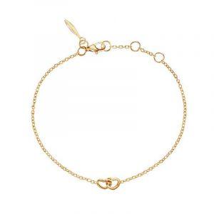 Love Bracelet Gold - Drakenberg Sjölin Armband - Snabb frakt & paketinslagning - Nordicspectra.se