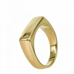 NOUR Ring Guld - Astrid & Agnes - Snabb frakt & paketinslagning - Nordicspectra.se