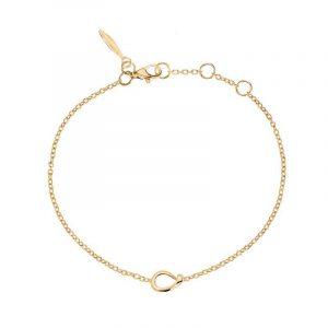 Ocean Drop Bracelet Gold - Drakenberg Sjölin Armband - Snabb frakt & paketinslagning - Nordicspectra.se