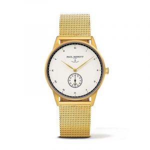 Signature Line Gold Watch - Paul Hewitt klocka - Snabb frakt & paketinslagning - Nordicspectra.se