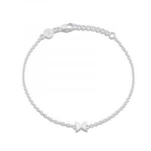 Petite Papillion Armband - Carolina Gynning Armband - Snabb frakt & paketinslagning - Nordicspectra.se