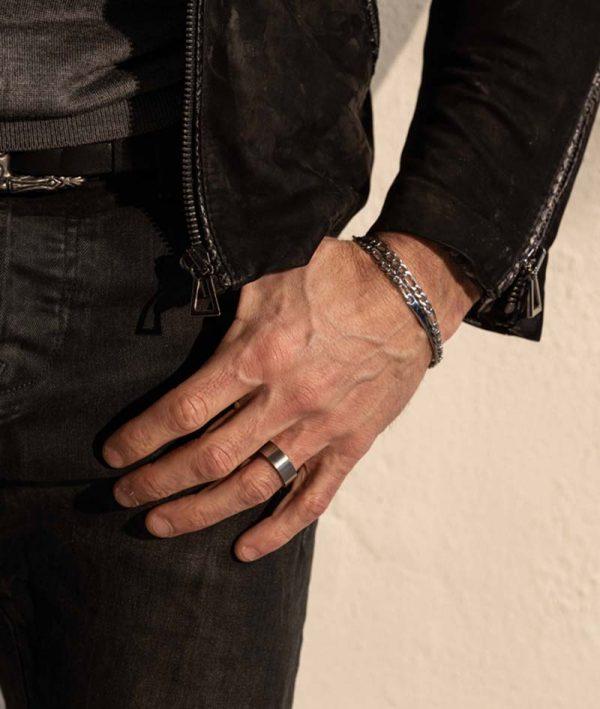 SCOTT Plate Armband Guld - AROCK - Snabb frakt & paketinslagning - Nordicspectra.se