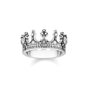 Crown Ring - Thomas Sabo ringar - Snabb frakt & paketinslagning - Nordicspectra.se